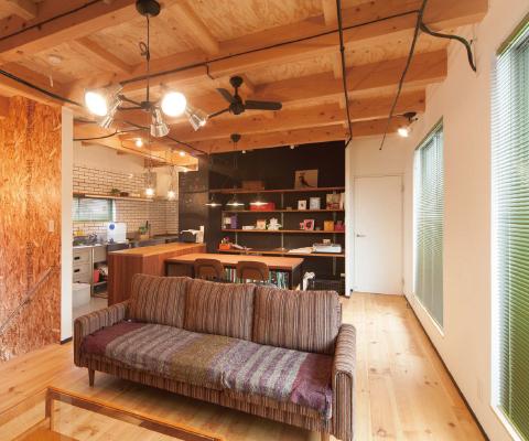 2階居住スペース